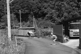 子どもの写真・画像素材[195950]
