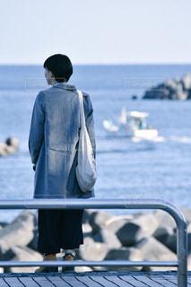 海辺での写真・画像素材[959981]