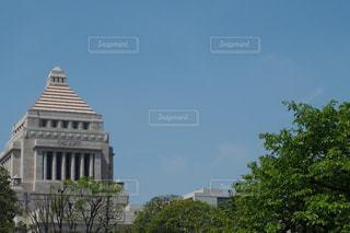国会議事堂の写真・画像素材[448922]