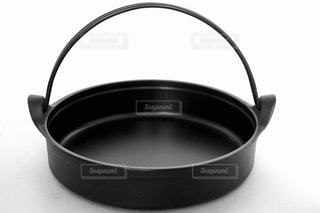 すき焼き鍋の写真・画像素材[2882263]