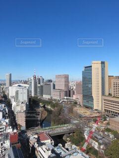 都市風景の写真・画像素材[2925201]