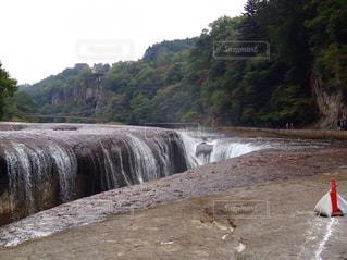 吹割の滝の写真・画像素材[3011792]