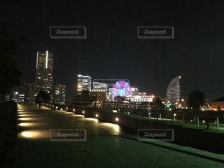 No.500422 夜景