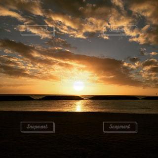 ビーチの写真・画像素材[444777]