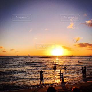 ビーチの写真・画像素材[444780]