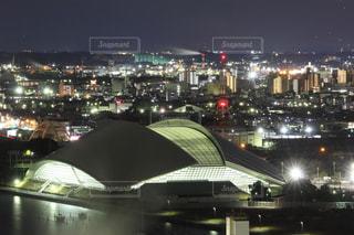 夜景の写真・画像素材[445593]
