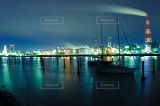 夜景の写真・画像素材[460819]