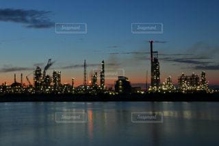 夜景の写真・画像素材[566185]
