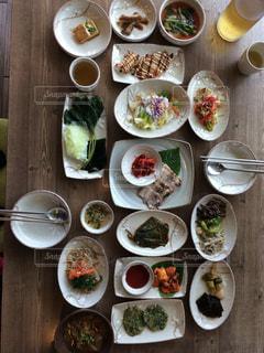 韓国料理の写真・画像素材[444947]