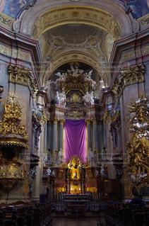 ペーター教会の写真・画像素材[1154438]