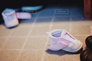 いくつかの靴のクローズアップの写真・画像素材[2967362]