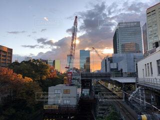 都市の眺めの写真・画像素材[2847775]
