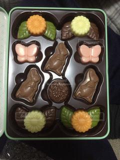 チョコレートの写真・画像素材[446173]