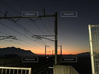 朝日の写真・画像素材[446999]