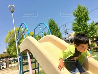 子どもの写真・画像素材[457148]