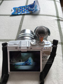 カメラの写真・画像素材[451512]