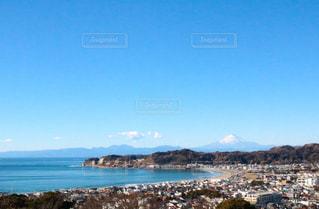 湘南の海と富士山 - No.939380