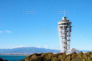 江ノ島の展望台の写真・画像素材[942228]