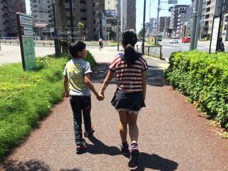散歩 - No.450061