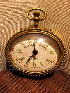時計の写真・画像素材[484463]