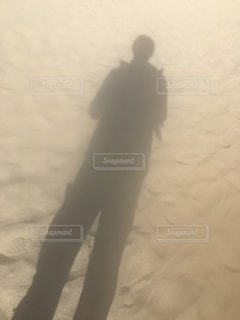 影の写真・画像素材[448847]