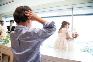 結婚式の写真・画像素材[454691]