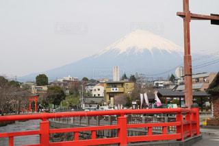 富士山の写真・画像素材[1074510]
