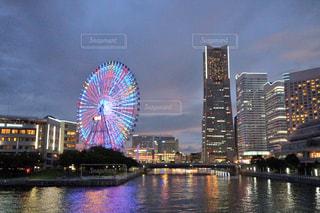 夜景の写真・画像素材[450246]