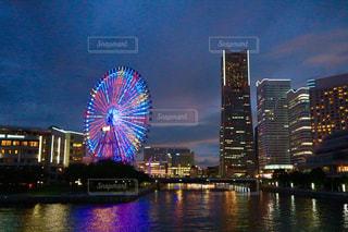 夜景の写真・画像素材[450247]