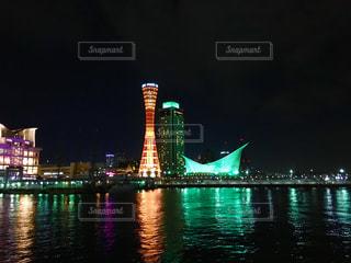 夜景の写真・画像素材[450515]