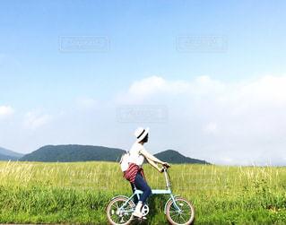 自転車の写真・画像素材[655297]