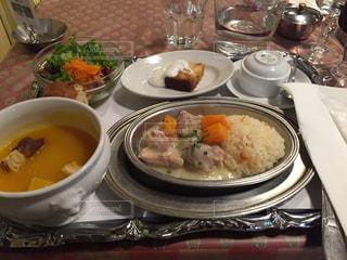 食事の写真・画像素材[451049]