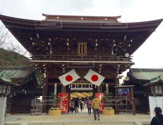 神社の写真・画像素材[452369]
