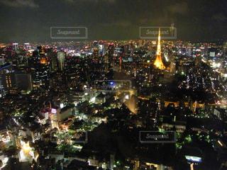 東京タワーの写真・画像素材[452540]