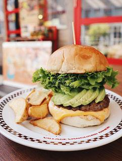 ハンバーガーの写真・画像素材[927094]