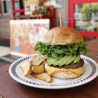 ハンバーガーの写真・画像素材[927095]