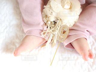 赤ちゃんの足の写真・画像素材[1781155]