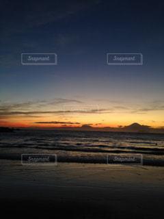夕日の写真・画像素材[451425]