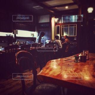 カフェの写真・画像素材[10709]