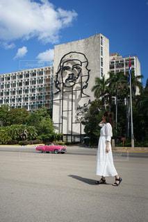 キューバ革命広場の写真・画像素材[3313190]