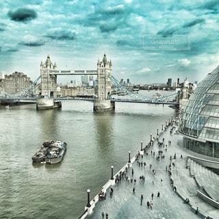 ロンドン タワーブリッジの写真・画像素材[1124662]