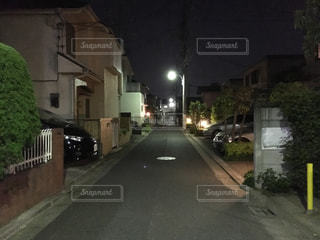 夜の写真・画像素材[456635]