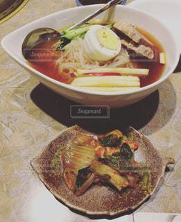 冷麺の写真・画像素材[482580]