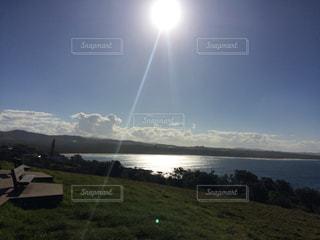 太陽の写真・画像素材[458032]