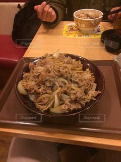 牛丼の写真・画像素材[457605]