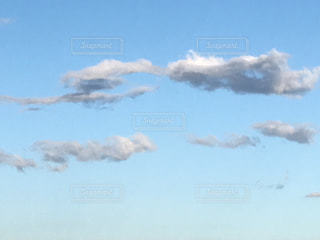 雲の写真・画像素材[457746]