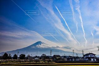空の凧の写真・画像素材[906082]