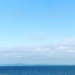 浦賀の海の写真・画像素材[917213]