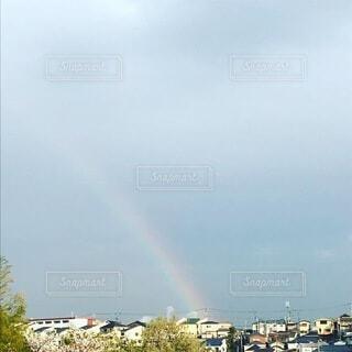 虹の写真・画像素材[3781262]