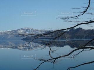 湖の写真・画像素材[459645]